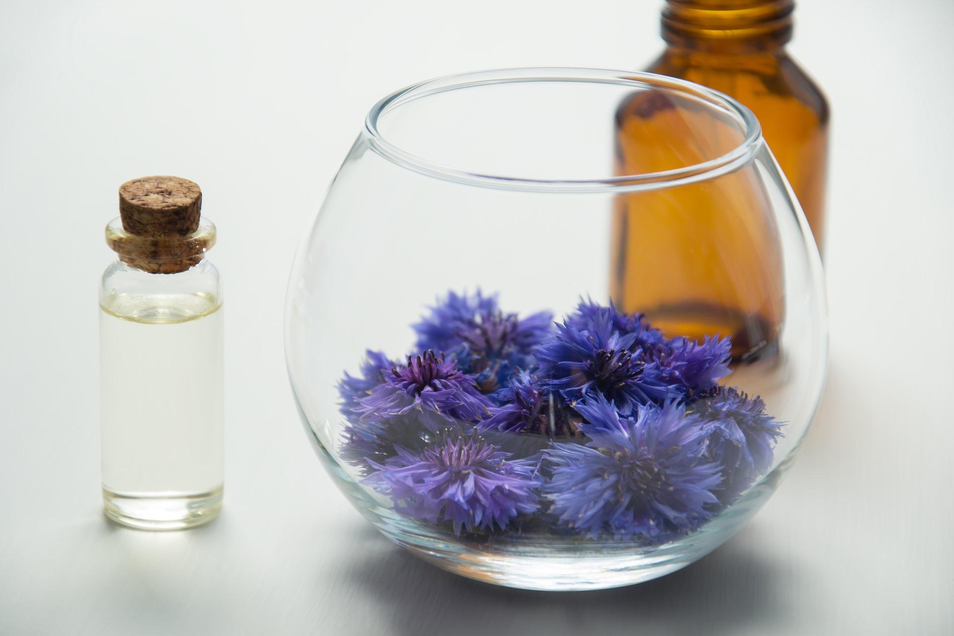 Ätherische Öle für Haut und Haare